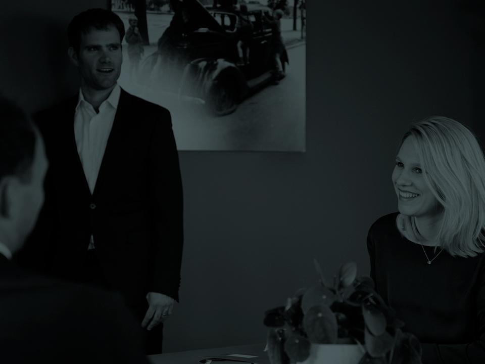Een kantoor van én – én
